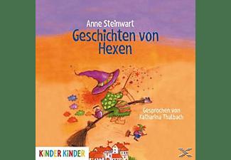 Anne Steinwart - Geschichten von Hexen  - (CD)