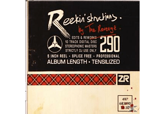 VARIOUS - The Revenge-Reekin Structions  - (CD)