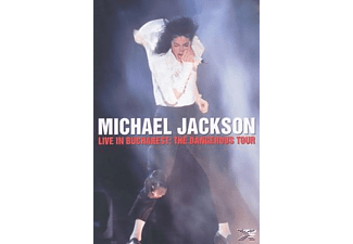Michael Jackson - Live In Bucharest: The Dangerous Tour | DVD