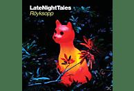 Röyksopp, VARIOUS - Late Night Tales: Röyksopp [CD]