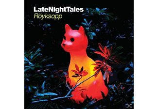 Röyksopp, VARIOUS - Late Night Tales: Röyksopp - (CD)