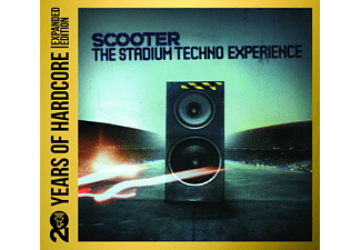 Scooter - 20 Years Of Hardcore-Stadium Techno Experience (CD)
