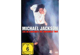 Michael Jackson - Live In  Bucharest: The Dangerous Tour  - (DVD)