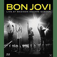 Bon Jovi - LIVE AT MADISON SQUARE GARDEN (BLU RAY DVD)  - (Blu-ray)
