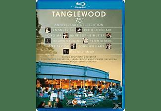 Yo-Yo Ma/A.S.Mutter, VARIOUS - Tanglewood-75th Anniversary Celebration  - (Blu-ray)