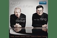 Wen-sinn Yang, Adrian Oetiker - Cellorecital [CD]