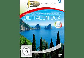 Die Italien-Box DVD