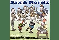 Deutsches Saxophon Ensemble, Timothy Sharp - Sax und Moritz [CD]