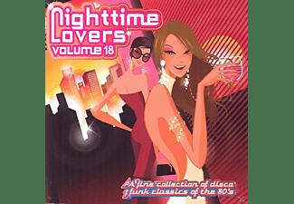 VARIOUS - Nighttime Lovers Volume 18  - (CD)