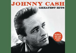 Johnny Cash - Greatest Hits  - (CD)