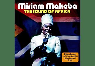Miriam Makeba - The Sound Of Arfica  - (CD)