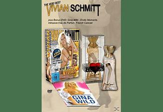 """The very Best of Vivien Schmitt - Special-Edition mit Parfum """"French Cancan"""" DVD"""