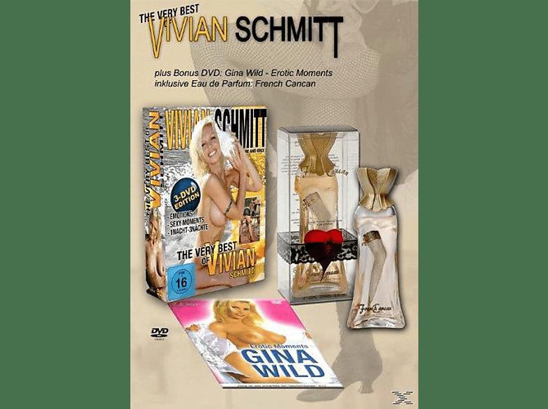 """The very Best of Vivien Schmitt - Special-Edition mit Parfum """"French Cancan"""" [DVD]"""