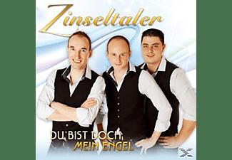 Zinseltaler - Du bist doch mein Engel  - (CD)