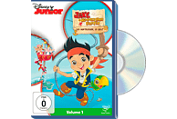 Jake und die Nimmerland Piraten - Yo Matrosen, o hey! [DVD]