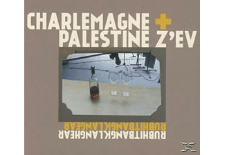Charlemagne Palestine & Zev - Rubhitbangklanghear  - (CD)