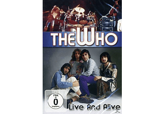 The Who - Live And Alive - (DVD)