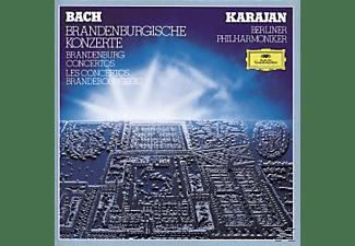 Carl August Nielsen, Herbert Von Bp/karajan - Brandenburgische Konzerte 1-6  - (CD)