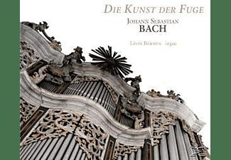 Léon Berben - Die Kunst Der Fuge BWV 1080  - (CD)