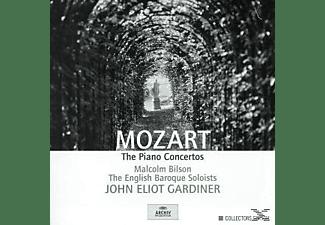 John Eliot Gardiner, Malcolm/gardiner/ebs Bilson - Sämtliche Klavierkonzerte 1-27 (Ga)  - (CD)