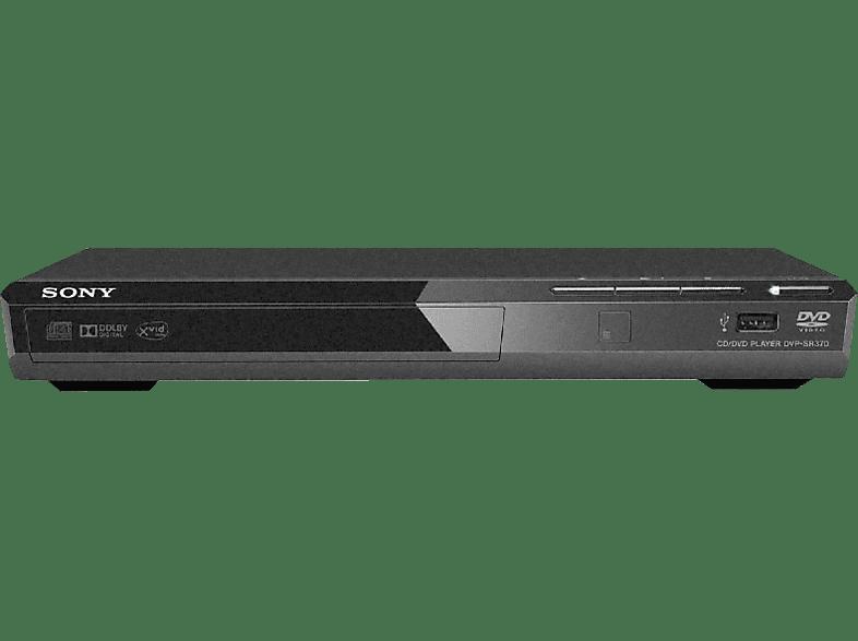 SONY DVP-SR370 DVD Player (Schwarz)