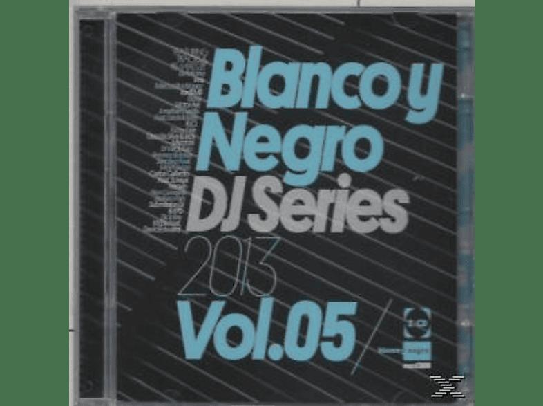 VARIOUS - Blanco Y Negro DJ Series 2013 Vol.5 [CD]