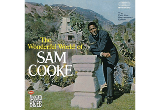 Sam Cooke - The Wonderful World Of Sam Cooke  - (CD)