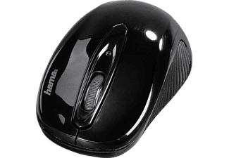 HAMA PC Maus AM-7300, kabellos, schwarz (86537)