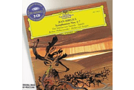 Herbert von Karajan, Herbert Von Bp/karajan - Sinfonien 4-7/Schwan Von Tuonela/+ [CD]