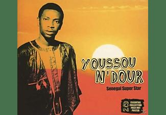 Youssou N'Dour - Senegal Super Star-Essential Collection  - (CD)