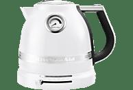 KITCHENAID 5KEK1522EFP Artisan Wasserkocher, Perlweiß