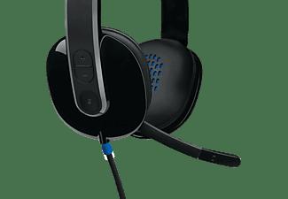 LOGITECH H540, On-ear Headset Schwarz