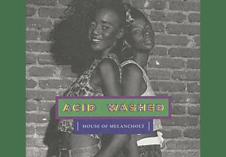 Acid Washed - House Of Melancholy  - (CD)