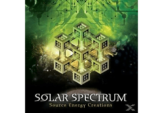 Solar Spectrum - Source Energy Creations  - (CD)