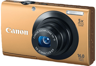 CANON PowerShot A 3400 IS Gold