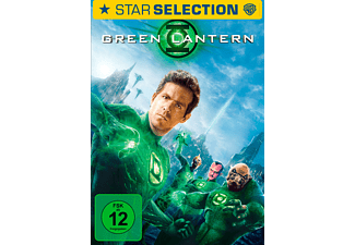Green Lantern (Star Selection) [DVD]