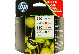 HP 920 XL Combo Pack - (C2N92AE)