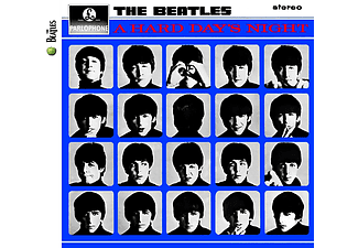 The Beatles - A Hard Day's Night (Vinyl LP (nagylemez))
