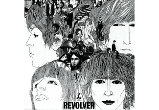 The Beatles - Revolver (Vinyl LP (nagylemez))
