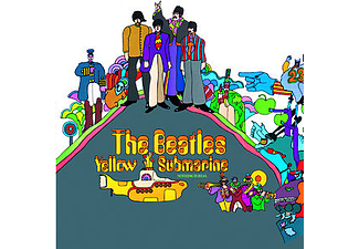 The Beatles - Yellow Submarine (Vinyl LP (nagylemez))