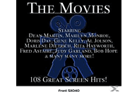 VARIOUS - The Movies-108 Great Screen Hi [CD]