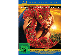 Spider-Man 2 (4K Mastered) Blu-ray