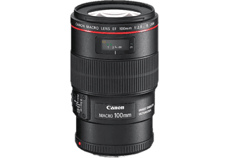 CANON Objektiv EF 100 mm F2.8L Macro IS USM