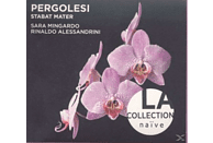 Sara Mingardo, Concerto Italiano, Alessandrini Rinaldo - La Collection Naive-Stabat Mater [CD]