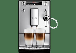 MELITTA E957-103 Caffeo Solo Perfect Milk silber-schwarz