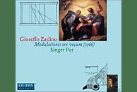 Singer Pur - Modulationes sex vocum (1566) [CD]