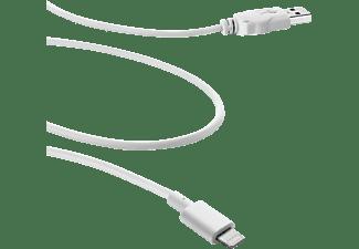Adaptador USB para iPhone 5 - Cellular Line, blanco