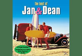 Jan & Dean - Very Best Of  - (CD)