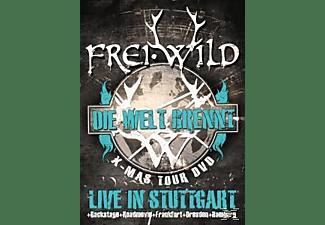 Frei.Wild - Die Welt Brennt - Live In Stuttgart  - (DVD)