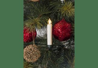 KONSTSMIDE 1900-10010  Lichterkerzen, Weiß, Warmweiß